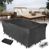 210x110x70CM Outdoor Garden Patio Furniture Waterproof Dust Cover Mesa Chair Sun Shelter