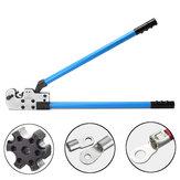 08-80mm² Terminal Cable Lug Y.O Plug Crimper Crimping Plier AWG 8-3/0