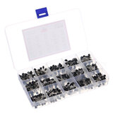 600Pcs Silicon In-line NPN / PNP TO-92 Transistor Assortment Kit Pack