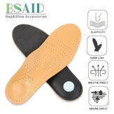 Premium Leather Orthopedic Insole Antibacterial Active