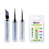 Kaisi 900M 936 Soldering Iron Tips 900M-T-I 900M-T-IS 900M-T-K Black Edition Horseshoe Flat Tip Iron