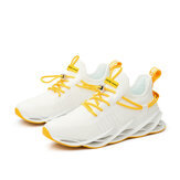Men Breathable Sneakers Shock Absorption Comfortable Basketball Shoes Outdoor Jogging Running Shoes