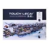 Touchlecai A3/A4 Painting Paper Marker Dedicated Hand-painted Paper Book Double-sided Painting Impermeable 30 Pages Paper for Drawing Beginning Artists
