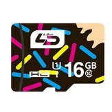 LD 16GB Class 10 High Speed Data Storage Flash Memory Card TF Card for Samsung Mobile Phone