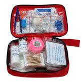 200/451 pz kit di pronto soccorso kit di sopravvivenza di emergenza all'aperto per l'home office campeggio arrampicata