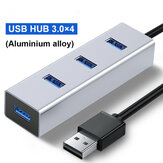 Bakeey Hub USB Multi 3.0 Hub USB Splitter Alta velocidad 4 puertos Todo en One para PC Windows Macbook Accesorios de computadora