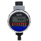 Automatic Home Garden Ball Valve Water Timer Waterproof  Electronic Irrigation Controller With LCD Display