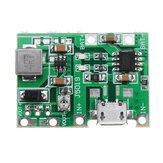 20pcs 3.7V 9V 5V 2A Adjustable Step Up 18650 Lithium Battery Charging Discharge Integrated Module