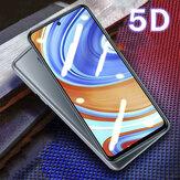 Bakeey 5D Curved Edge 9H Anti-Explosion Full Coverage Закаленное стекло для экрана для Xiaomi Redmi Note 9S / Redmi Note 9 Pro Неоригинальный