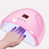 Nail Phototherapy Nail Dryer Machine Led Lamp Induction Quick-drying Household Nail Polish Glue Dryer