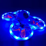 Emax 1M 2.5mm LED wodoodporny 60 LED Strip Light Dream Kolor DC 5V do Tinyhawk FPV Racing RC Drone