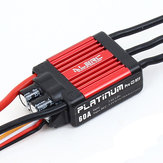ALZRC Devil X360 380 420 FAST RC Helicopter Parts Platinum 60A V4 ESC