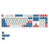 MechZone 112 Keys Bento Keycap Set Cherry Profile PBT Sublimation Japanese Keycaps for Mechanical Keyboards