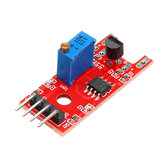 KY-036 Metal Touch Sensor Module Human Touch Sensor Geekcreit for Arduino - products that work with official Arduino boards