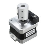 Creality 3D Two Phase 42-34 RepRap 42mm Stepper Motor + 5x8x26mm Flexible Rigid Shaft Coupler Coupling For Z-Axis 3D Printer Part