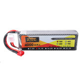 ZOP Power 11.1V 4000mAh 3S 30C Lipo Batterie T Plug für JLB Racing J3 Speed Car