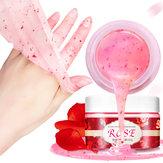 100g Rose Wax Hand Mask مقشر