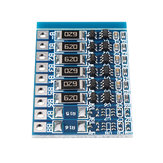 6S 18650 Lithium Battery Charging Balancing Board Polymer Battery Protection Board 11.1- 33.6V DC