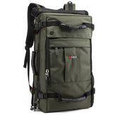 KAKA Men Travel Bag Camouflage Backpack Weekend Bag