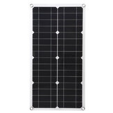 200W 18.68V Flexible Solar Panel For Camping Caravan RV Motorhome Battery Charge