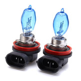 H11 Car HOD Halogen Headlights Bulbs Fog Lamps 12V 100W 8500K White 2Pcs