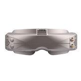 SKYZONE SKY04X OLED 5.8 جيجا هرتز 48CH Steadyview Receiver 1280X960 عرض FPV Goggles الدعم DVR مع رأس المقتفي مروحة للطائرة RC Racing Drone
