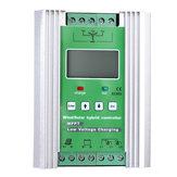 LCD 12V / 24V 600W الشبكة MPPT الرياح الشمسية الهجين شحن وحدة تحكم 600W الشمسية الداعم تفريغ الحمولة