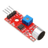 KY-037  4pin Voice Sound Detection Sensor Module Microphone Transmitter Smart Robot Car for Arduino