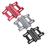 2 STKS Legering Side Step Plate Board voor AXIAL SCX10 CC01 1/10 RC Rock Crawler auto-onderdelen