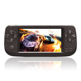 16G 64 Bit 4.3 بوصة عالي الوضوح Handheld فيديو Game Game Console for CP1 CP2 GBA FC NEO GEO 3000 Games