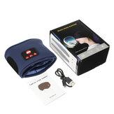 Casque de sommeil USB 5.0 Masque pour les yeux de voyage lavable Bluetooth