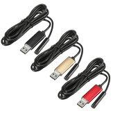 2 M / 5 M / 10 M 2in1 HD 720 P Tahan Air USB Endoskopi Borescope Inspeksi Kawat Kamera Dukungan Smartphone PC