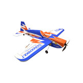 KEYIUAV SBACH 342 900mm Wingspan PP 3D Aerobatic RC Airplane KIT