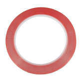 Red Double Sided Adhesive Tape Sticker Mobile Phone Computer LCD screen Repair  3mm Width
