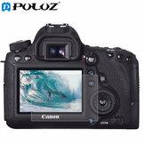 Câmera PULUZ 2.5D Curved Edge 9H Protetor de Tela de Vidro Temperado de Dureza de Superfície para Canon 6D