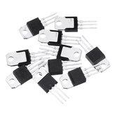 10 pièces BTA16-600B TO-220 BTA16-600 TO220 16-600B BTA16 600V 16A TRIACS Transistor
