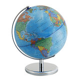 25 cm Stand Roterende Wereldbol Kaart Kinderen Speelgoed School Student Educatief Geschenk