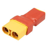 Amass Plug Connector XT60 Male Turn to XT90 Female For RC ISDT 608 620 Charger