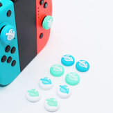 Lovely Leaf Joystick Cover Joystick Shell Protector Cap for Nintendo Switch Gamepad for NS Switch Game Controller
