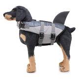 Dog Life Jacket Pet Life Vest Saver for Swimming Boating Dog Floatation Life Preserver Coat Safety