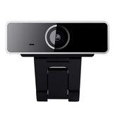NEO 1080P WebカメラUSB Webカメラ(マイク付き)フルHD WebカメラコンピュータWebカメラビデオ通話MSN Skypeデスクトップ