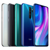 Xiaomi Redmi Note 8 Pro Global Version 6.53 inch 64MP Quad achteruitrijcamera 6GB 64GB NFC 4500mAh Helio G90T Octa Core 4G-smartphone
