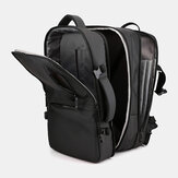 Men Scalable Capacity Large Capacity Business Laptop Bag Backpack
