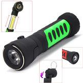 XANESCL13HiddenStretchableCOBLight + 90 ° Rotated Head Light Cauda Magnética LED Lanterna