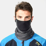 Men Fleece Keep Warm Riding Outdoor Breathable Replaceable Filter Neck Face Protection Mask