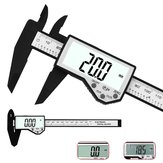 DANIU Digital Caliper 6-Inch 150mm Electronic Waterproof IP54 Digital Vernier Caliper Micrometer Measuring