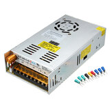 Switching Power Supply AC 110/220V to DC 0-48V 10A 480W Transformer Adjustable with Digital Display