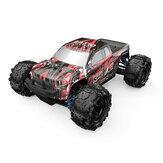 Eachine EAT10 RTR 1/18 2.4G 4WD 42 km / h spazzolato RC auto camion ad alta velocità fuoristrada modello veicolo crawler