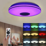 Bluetooth WIFI LED Ceiling Light RGB Music Speeker Dimmable Lamp APP Remote