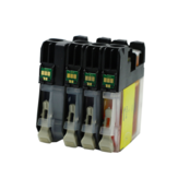 ZSMC Brother LC203XL Ink cartridge for LC-203 XLBK LC-203 XLC LC-203 XLM LC-203 XLY MFC-J4620DW MFC-J4320DW MFC-J4420DW MFC-J5520DW MFC-J5620DW MFC-J5720DW Printer Ink